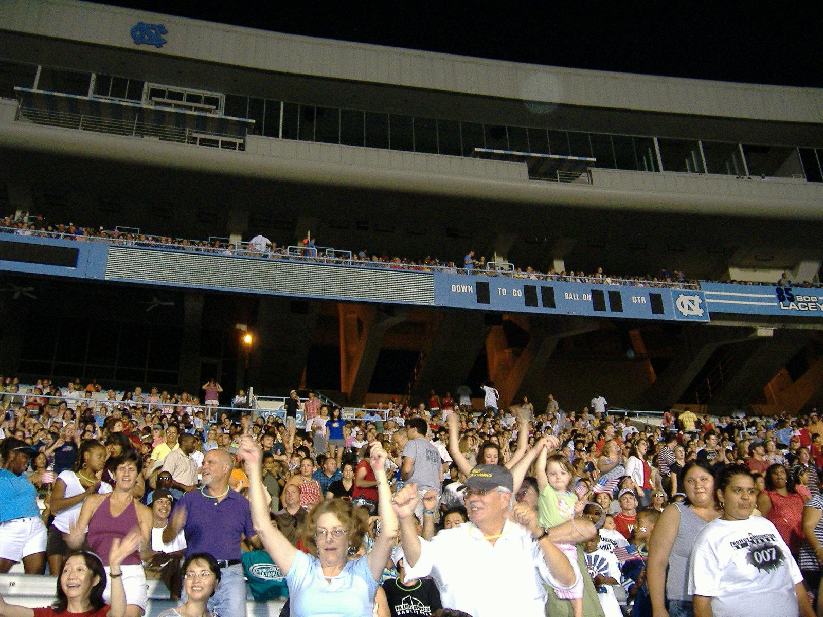 Kenan Stadium/Chapel Hill, NC
